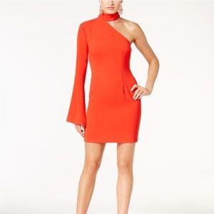 NWT Rachel Zoe Size 4 Hibiscus red dress MSRP $345